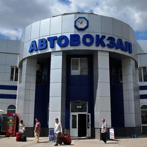 Автовокзалы Тимашевска