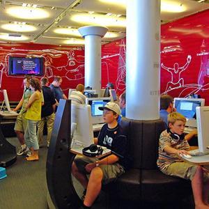 Интернет-кафе Тимашевска