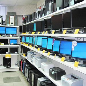 Компьютерные магазины Тимашевска
