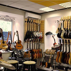 Музыкальные магазины Тимашевска