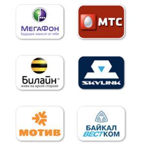 Операторы сотовой связи Тимашевска