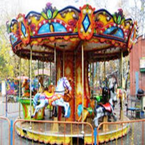 Парки культуры и отдыха Тимашевска