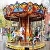 Парки культуры и отдыха в Тимашевске