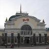 Железнодорожные вокзалы в Тимашевске