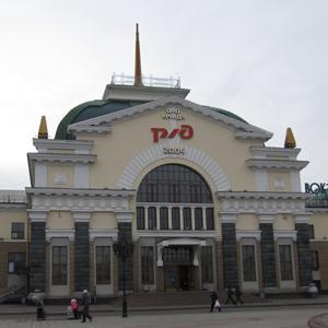Железнодорожные вокзалы Тимашевска